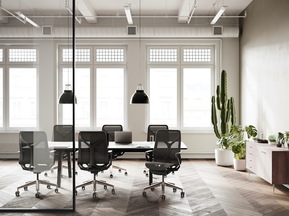 כסא משרדי ארגונומי