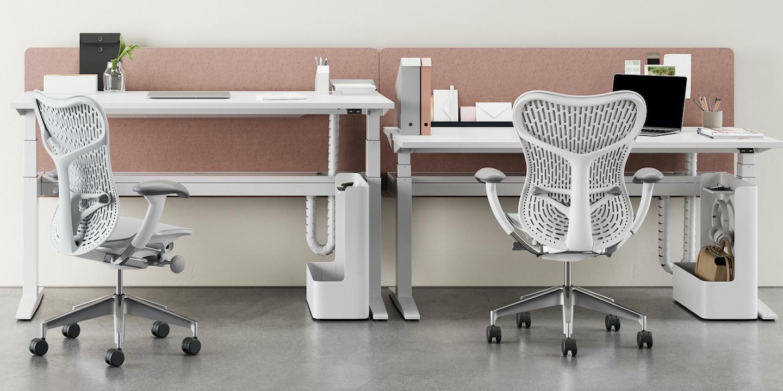 שולחן משרדי כיסא משרדי