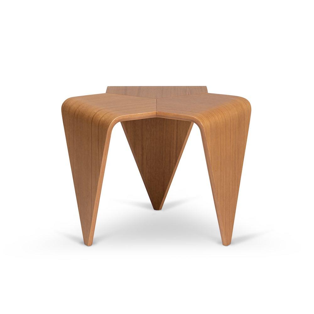 שולחן עץ עבודת יד