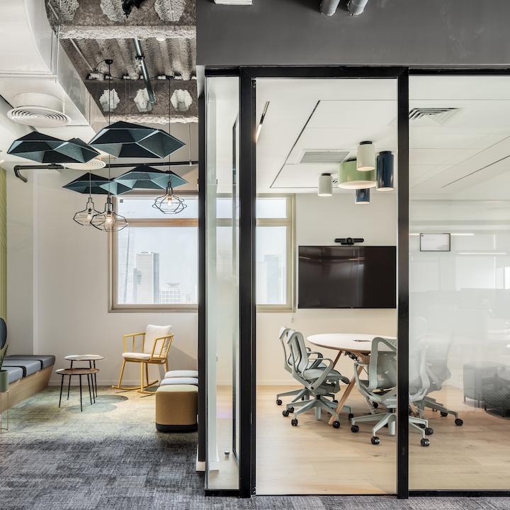 עיצוב משרדים ריהוט
